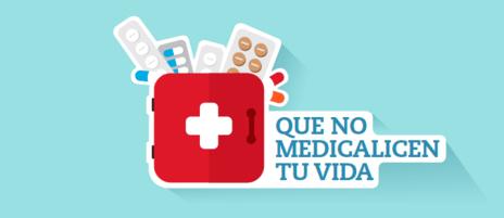 OCU anti medicalización