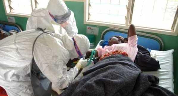 ébola curable