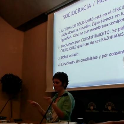 sociocracia